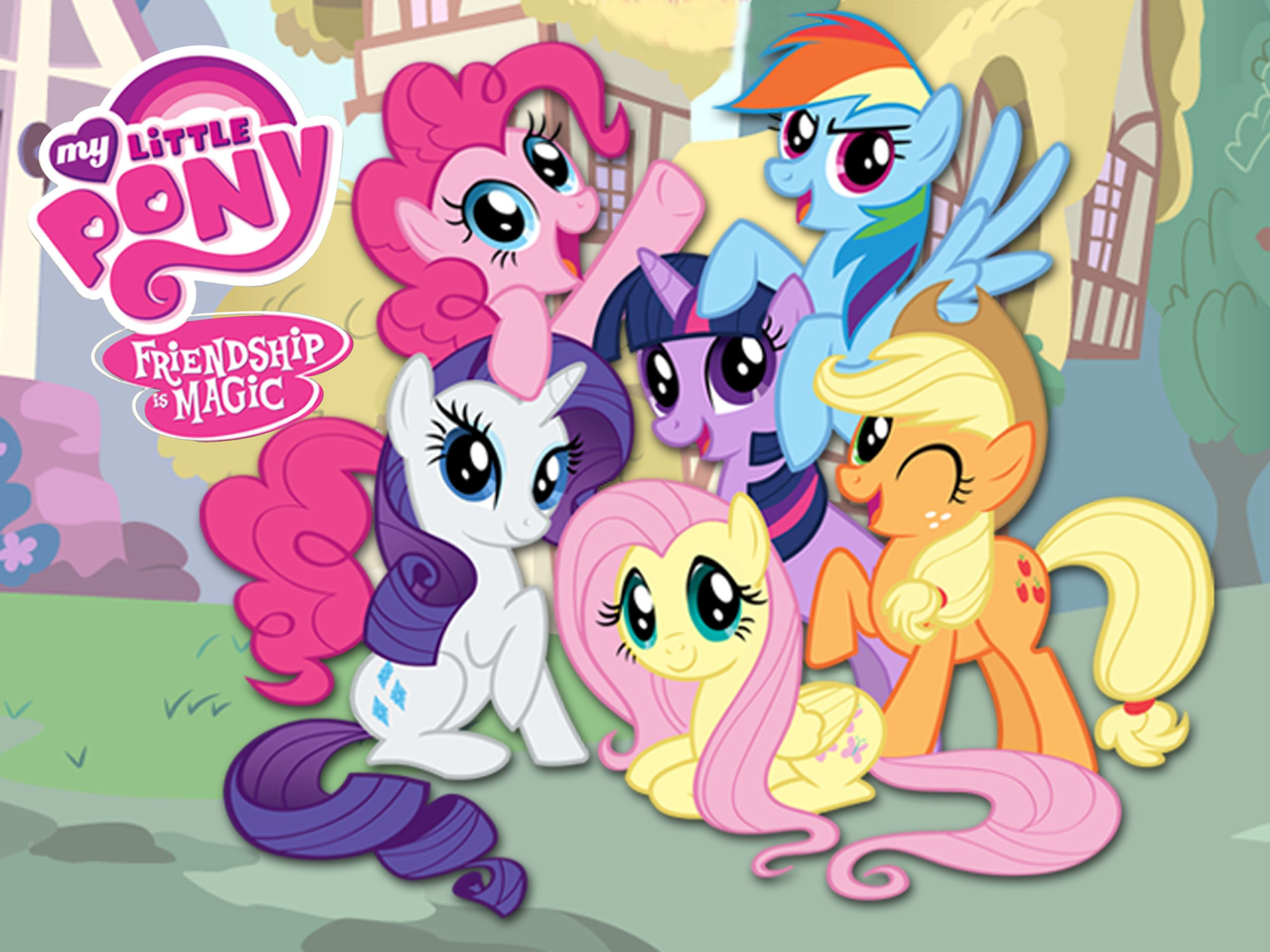295fa22b49414e Amazon.com  Watch My Little Pony  Friendship is Magic - Season 1 ...