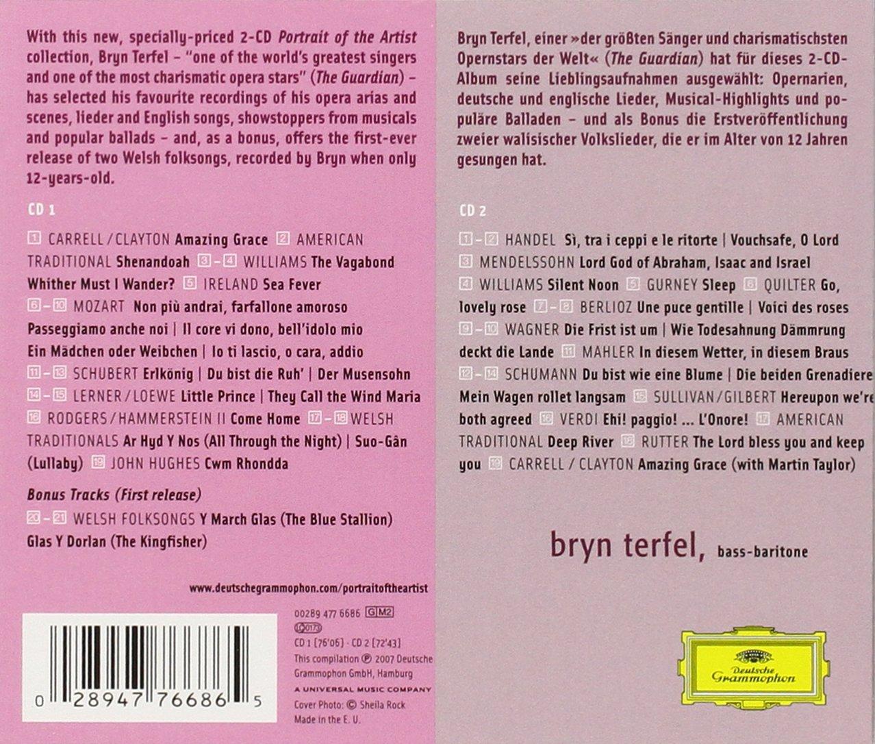 A Song In My Heart [2 CD] by Deutsche Grammophon