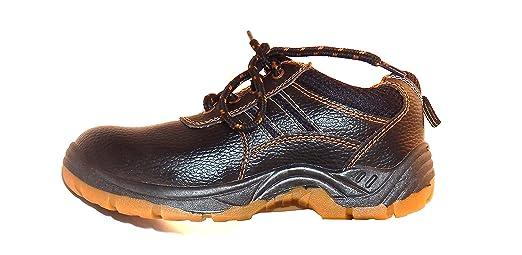Hillson Sporty Safety Steel Toe Shoe