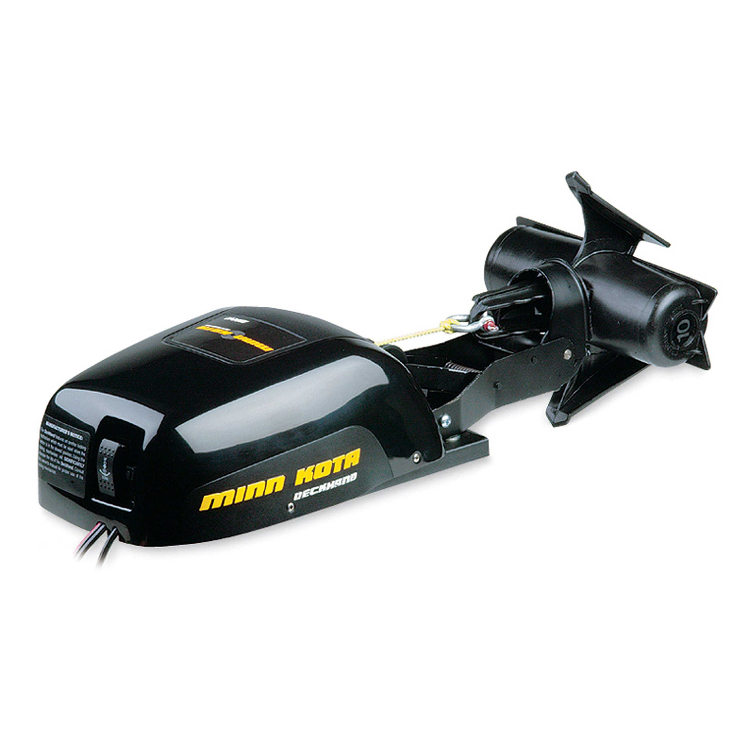 MinnKota Deckhand 40 Electric Anchor Winch (40 Lbs. Capacity) by Minn Kota
