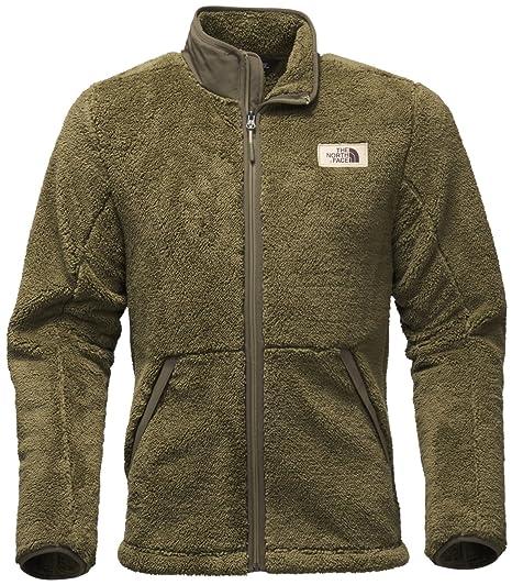 50fae691b The North Face Campshire Full Zip Fleece Jacket - Men's Granite Bluff Tan