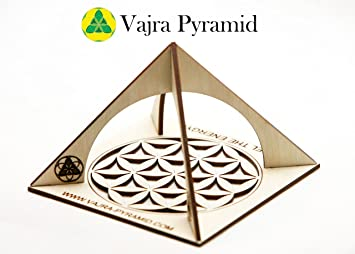 Plywood Pyramid - Energy Generator - REIKI HEALING - LARGE & POWERFUL! Add  Yours to
