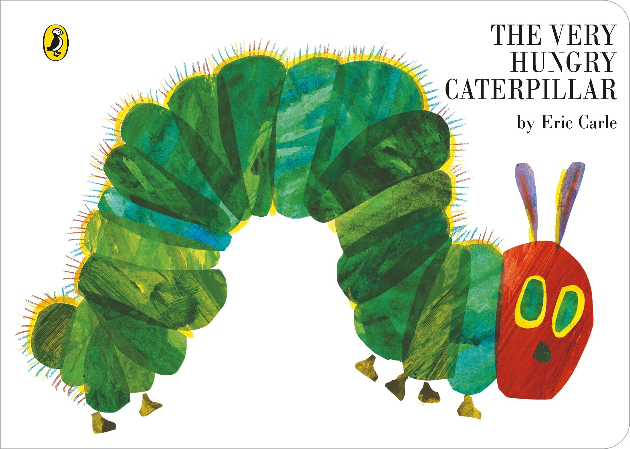 The Very Hungry Caterpillar [Board Book]: Eric Carle : Carle, Eric, Carle,  Eric: Amazon.co.uk: Books