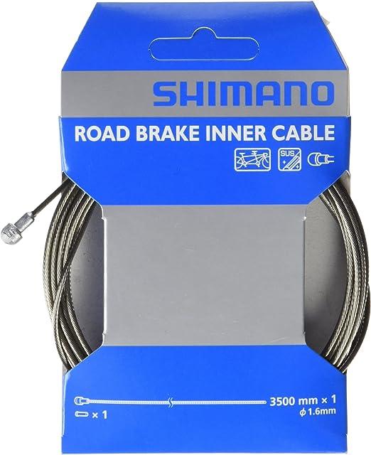 Shimano 80035014 - Juego De Cables De Freno Para Tandem De ...