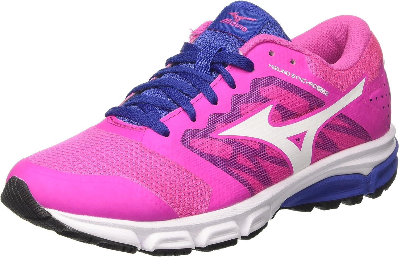 Mizuno Synchro MD W, Zapatillas de Running para Mujer: Amazon.es: Zapatos y complementos