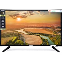 Panasonic 80 cm (32 inches) G100 Series HD Ready LED TV TH-32G100DX (Black) (2019 Model)