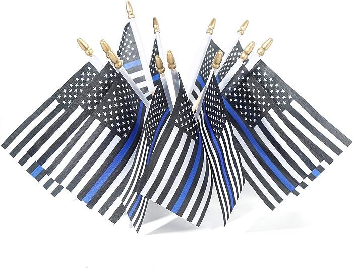 Updated 2021 – Top 10 Police Lives Matter Garden Flag