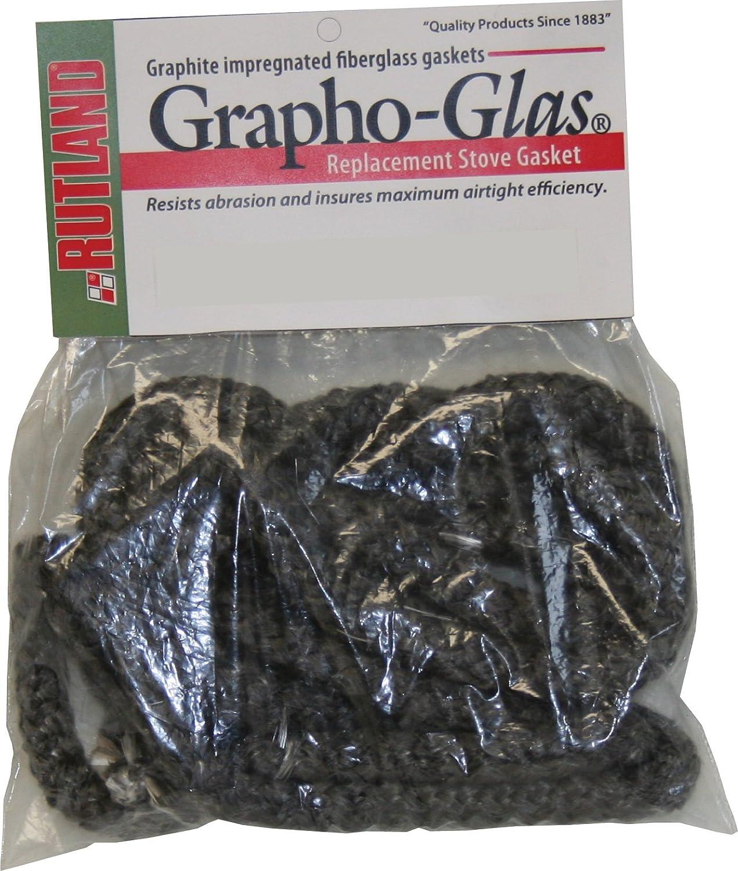 Amazon.com - Rutland 93 Grapho-Glas Bagged Window Gasket, 11/16 by ...