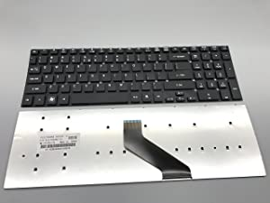 Replacement Keyboard Without Frame for Acer Aspire 5755 5755G 5830 5830G 5830T 5830TG Series Black US Layout V121730AS4