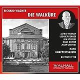 Wagner: Die Walküre, WWV 86B (Live Recordings 1958)