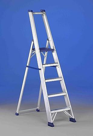 Svelt 6452400109 Escalera Regina Aluminio 6 Peldaños Reg 6 Unidad, Multicolor: Amazon.es: Bricolaje y herramientas
