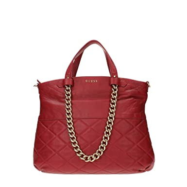 Borse Rosso Mano Guess Oro Pelle Hwgigql5438rou A E Donna fvYb6y7g