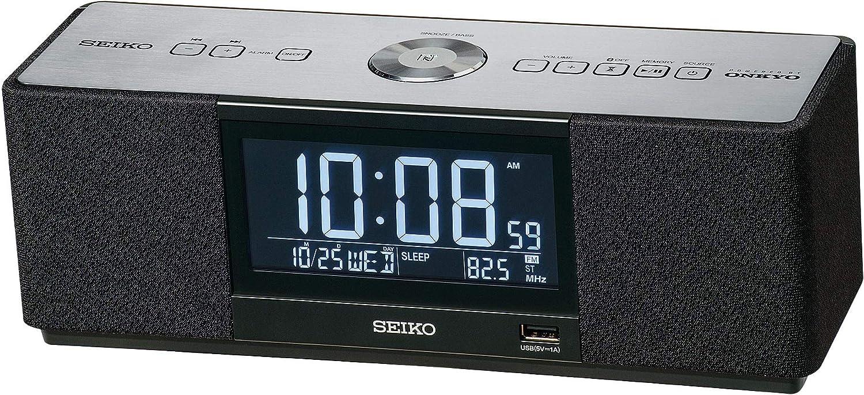 セイコー マルチサウンドクロック スピーカー SS501K