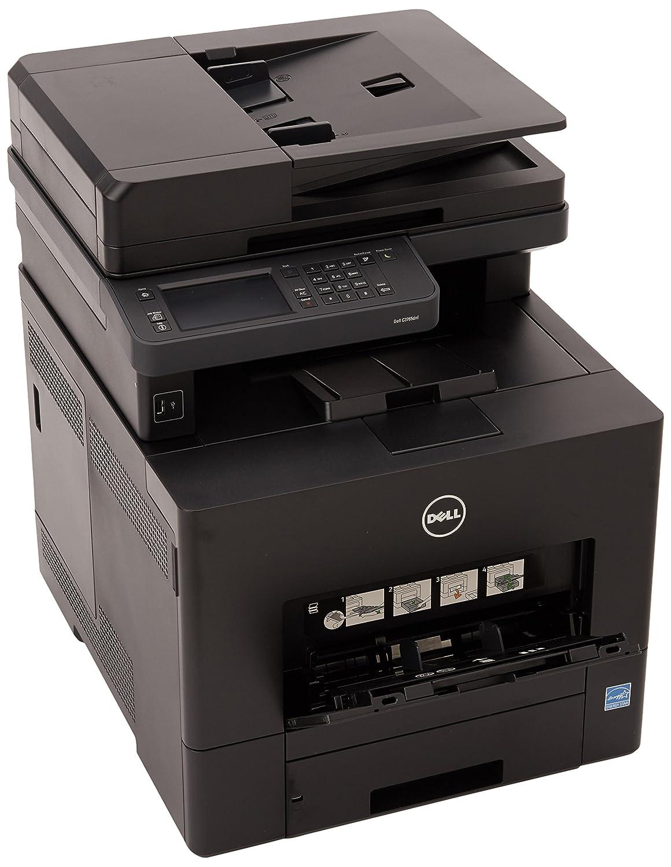 Amazon com: Dell C3765dnf Color Laser Printer 35 ppm