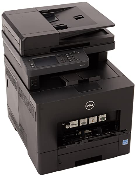 Amazon.com: Dell C3765dnf Color Laser Printer 35 ppm ...