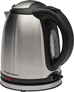 Hamilton Beach 40995 Electric Kettle, STD, Multi