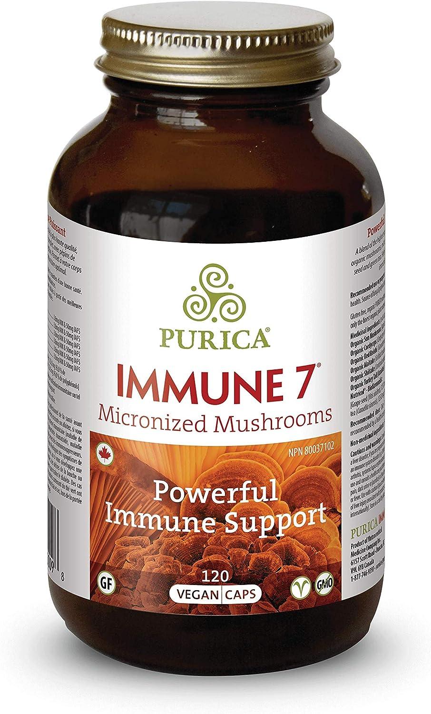 Purica Immune 7 120 Vegan Caps