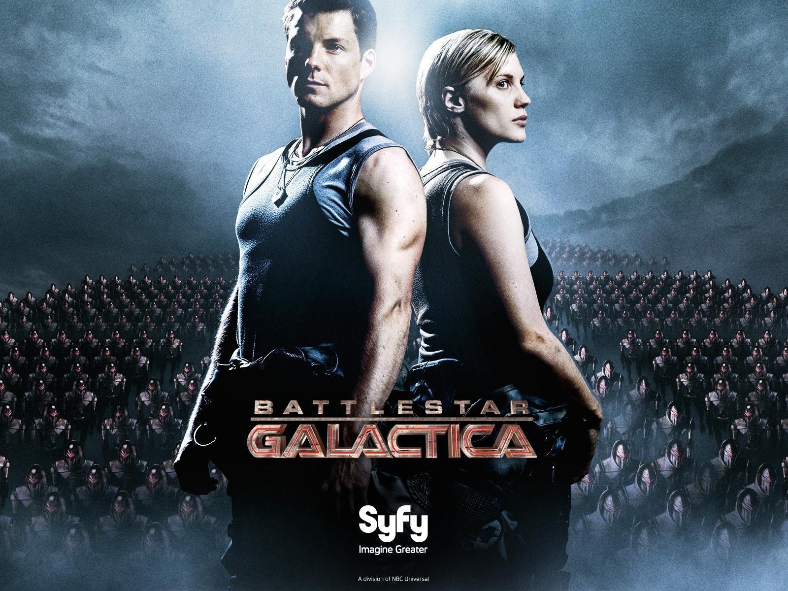 Amazoncom Battlestar Galactica Season 1 Amazon Digital