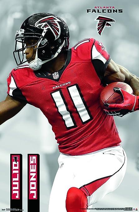Trends International Atlanta Falcons Julio Jones Wall Posters 22quot