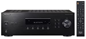 Pioneer Bluetooth Audio Component Receiver Black (SX-10AE)
