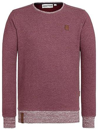 Naketano Male Sweatshirt The Jordan Rules II Bekleidung
