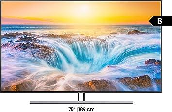 Samsung GQ75Q85RGTXZG 189 cm (75 Pulgadas) TV Plana/Flat QLED Q85R (2019): Amazon.es: Electrónica
