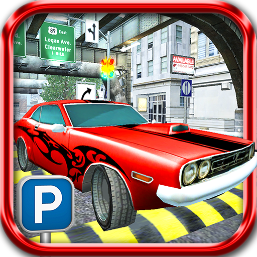 REAL RETRO PARKING INSANITY – UPTOWN CLASSIC CAR PASSION FEST 3D