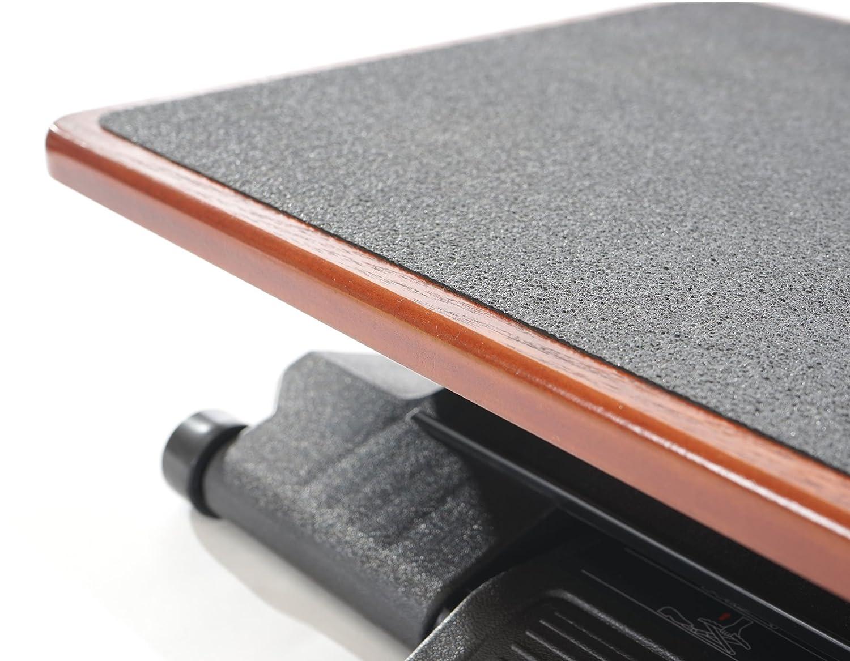 Poggiapiedi Ufficio Fai Da Te : Poggiapiedi pedana scrivania ufficio t inclinazione regolabile