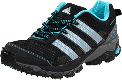 Terminal Seguro Disparates  Amazon.com | adidas Women's Response Trail 18-W, Black/Neo Silver  Metallic/Clear Blue, 5 M US | Trail Running