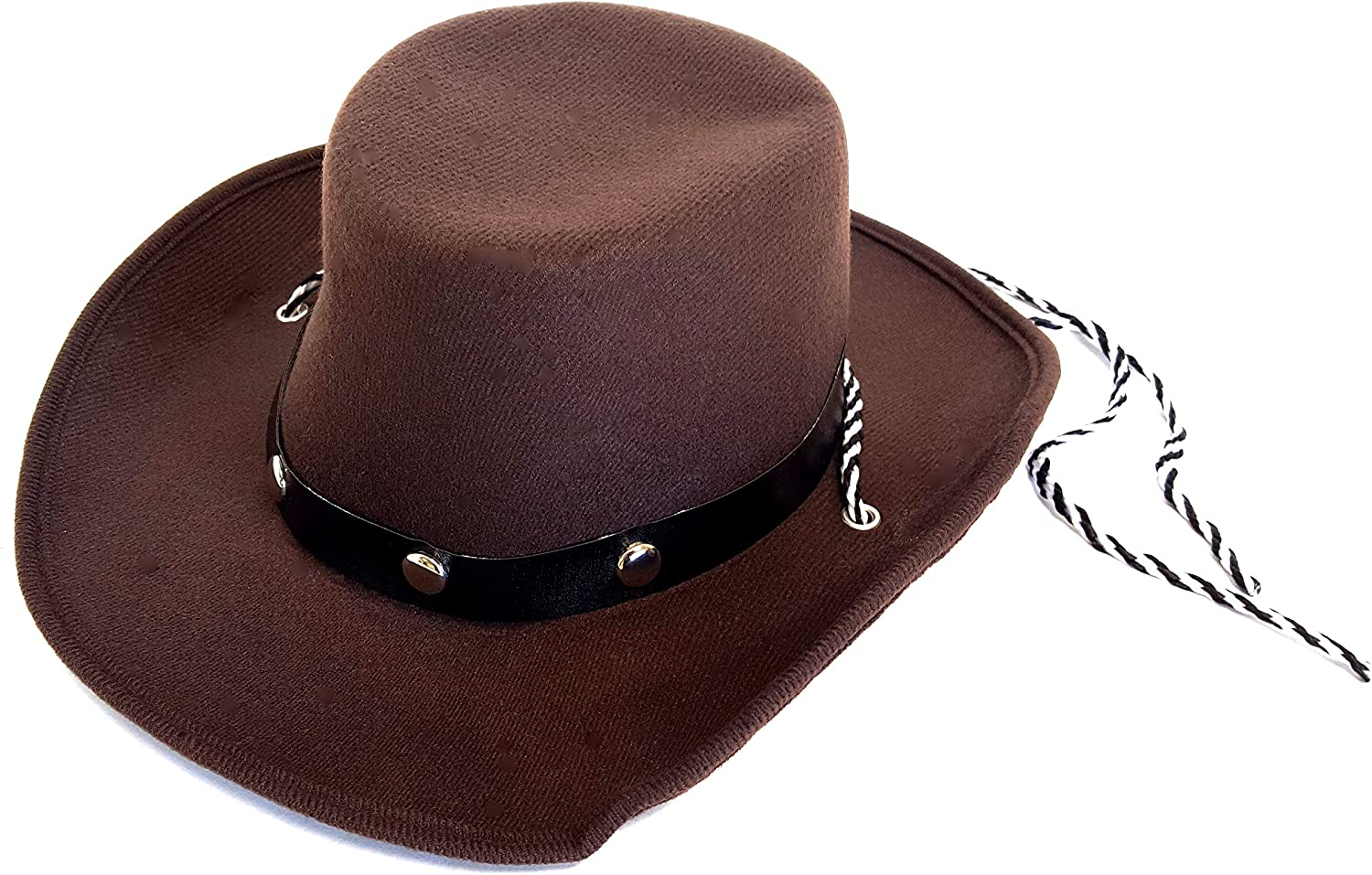Toddler Western Rodeo Cowboy Hat, by Dondor Brown