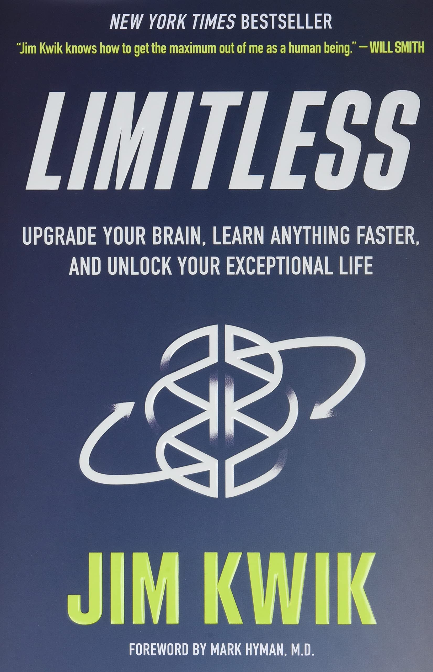 Limitless Upgrade Your Brain, Learn Anything Faster, and Unlock ...