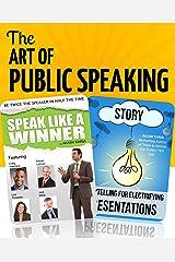 The Art of Public Speaking Bundle Kindle Edition