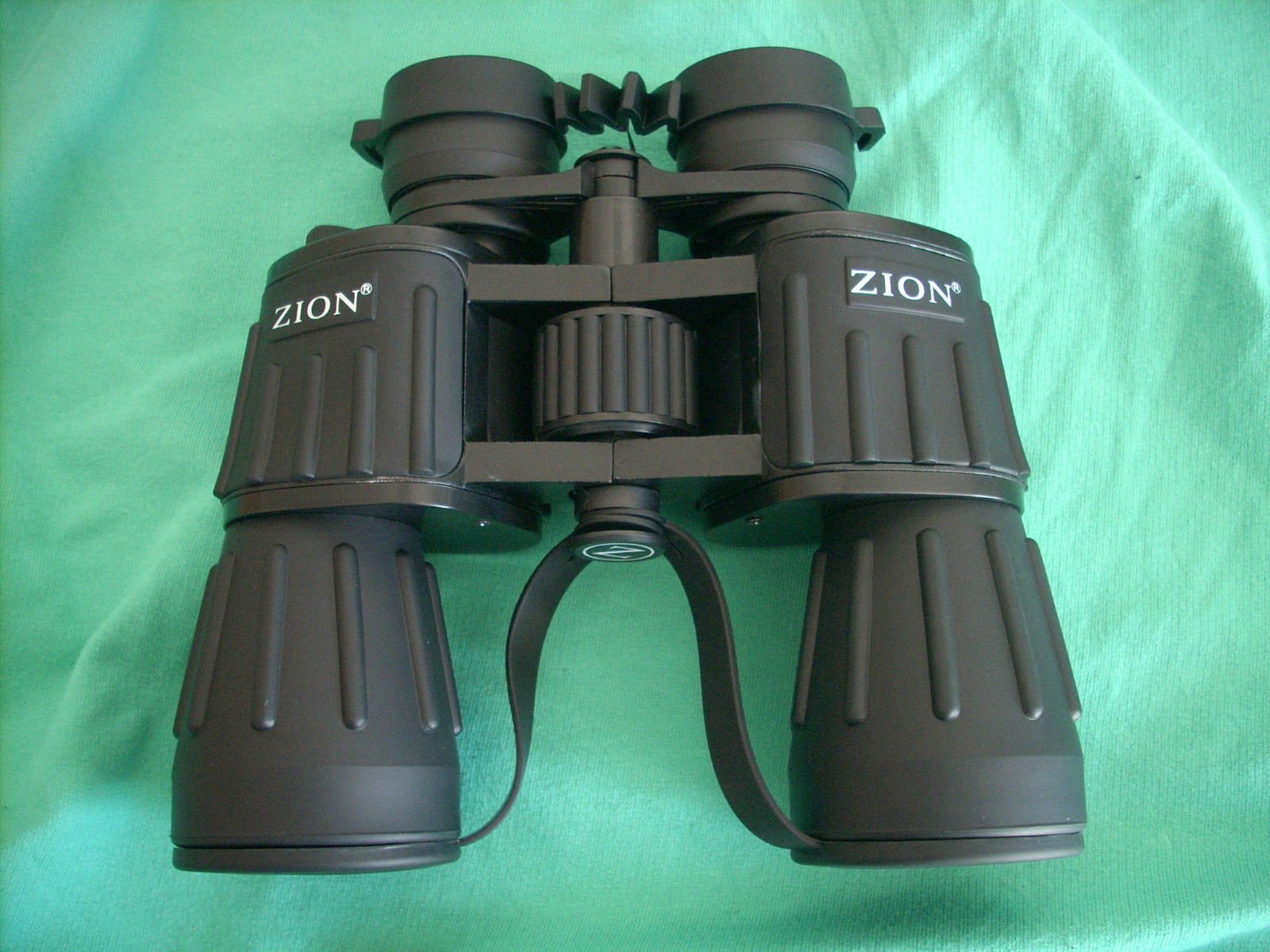 Zion Big Eye Lens 20X-120X 50mm Fully-Coated Optic-Lens Military Zoom Binoculars by BINOCULARS
