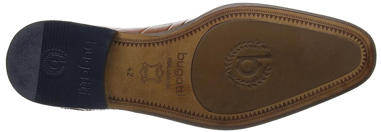 Bugatti 311156011118 Herren 311156011118 Bugatti Derby Braun (Cognac 6300) 37975b