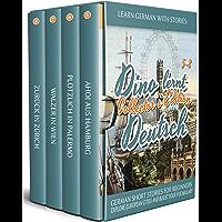 Learn German with Stories: Dino lernt Deutsch Collector's Edition - German Short Stories for Beginners: Explore European…