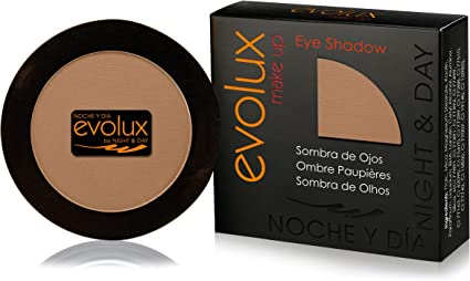 Noche y Día Evolux By Night and Day Eye Shadow Sombra de Ojos, 4 G, Pack de 3: Amazon.es: Belleza
