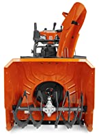 Husqvarna ST224P - 24-Inch 208cc Two Stage Electric Start with Power Steering Snowthrower