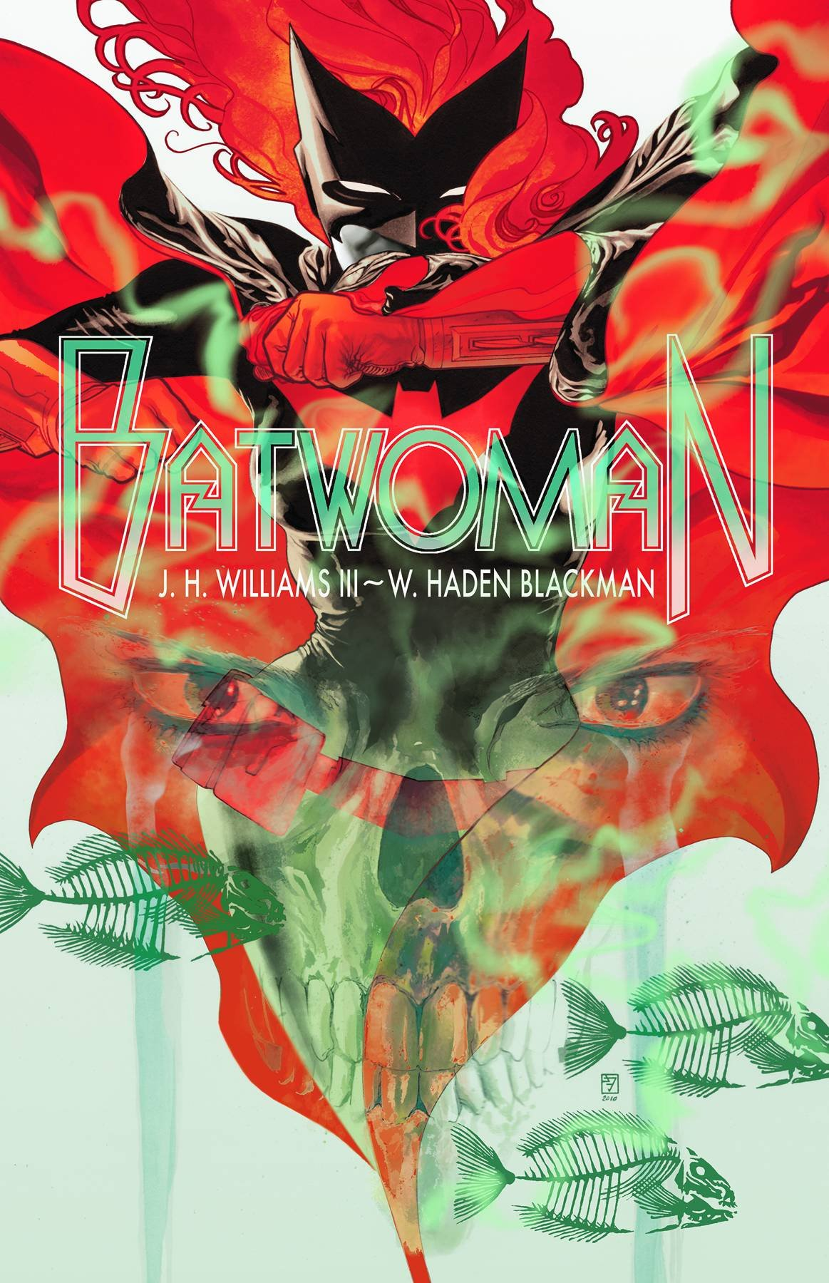 Batwoman #1(2011) The New 52!. 1st Printing (Batwoman (2011) The New 52!., #1) pdf epub