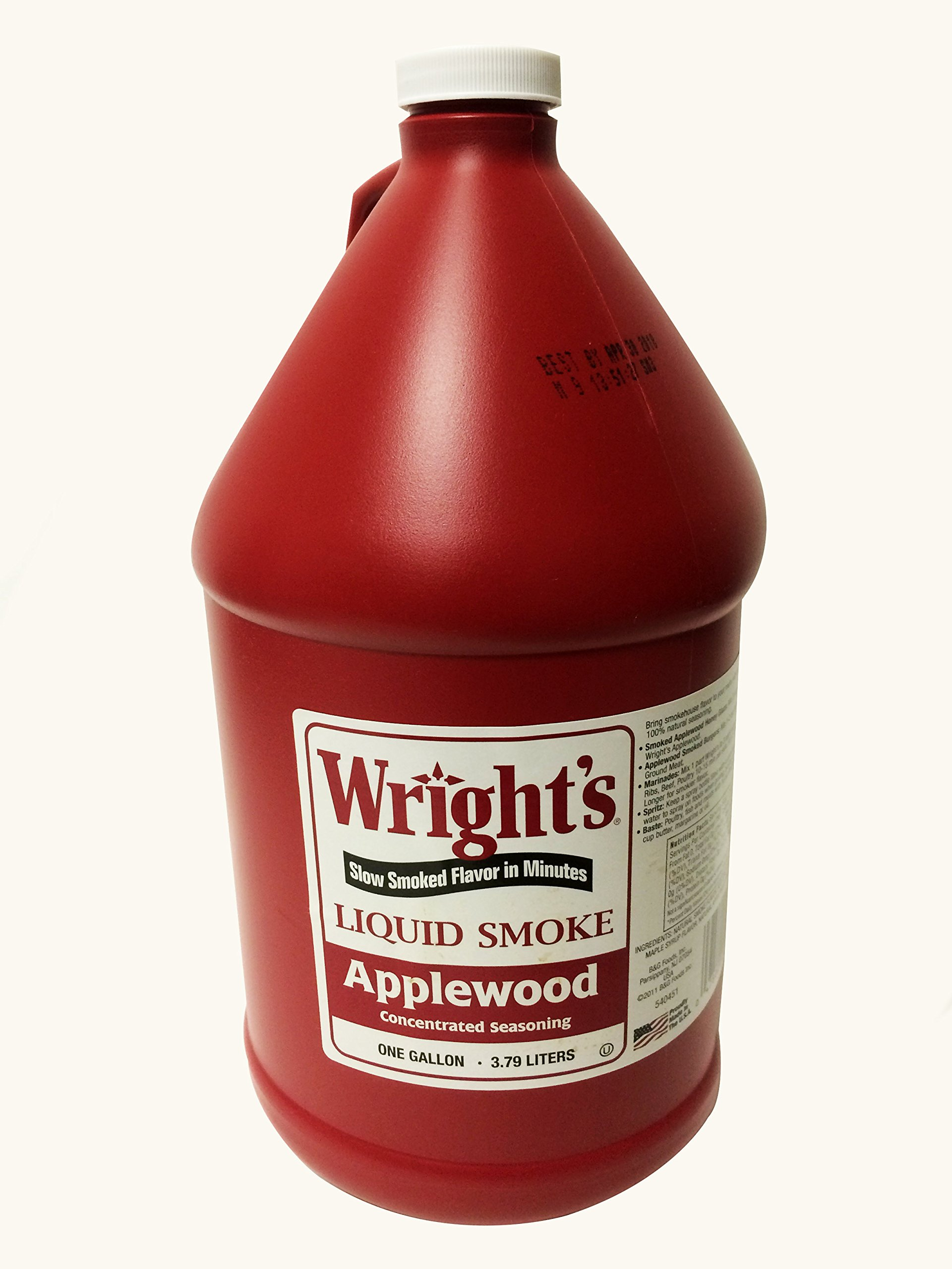 Wright's Liquid Smoke Applewood 1 Gallon