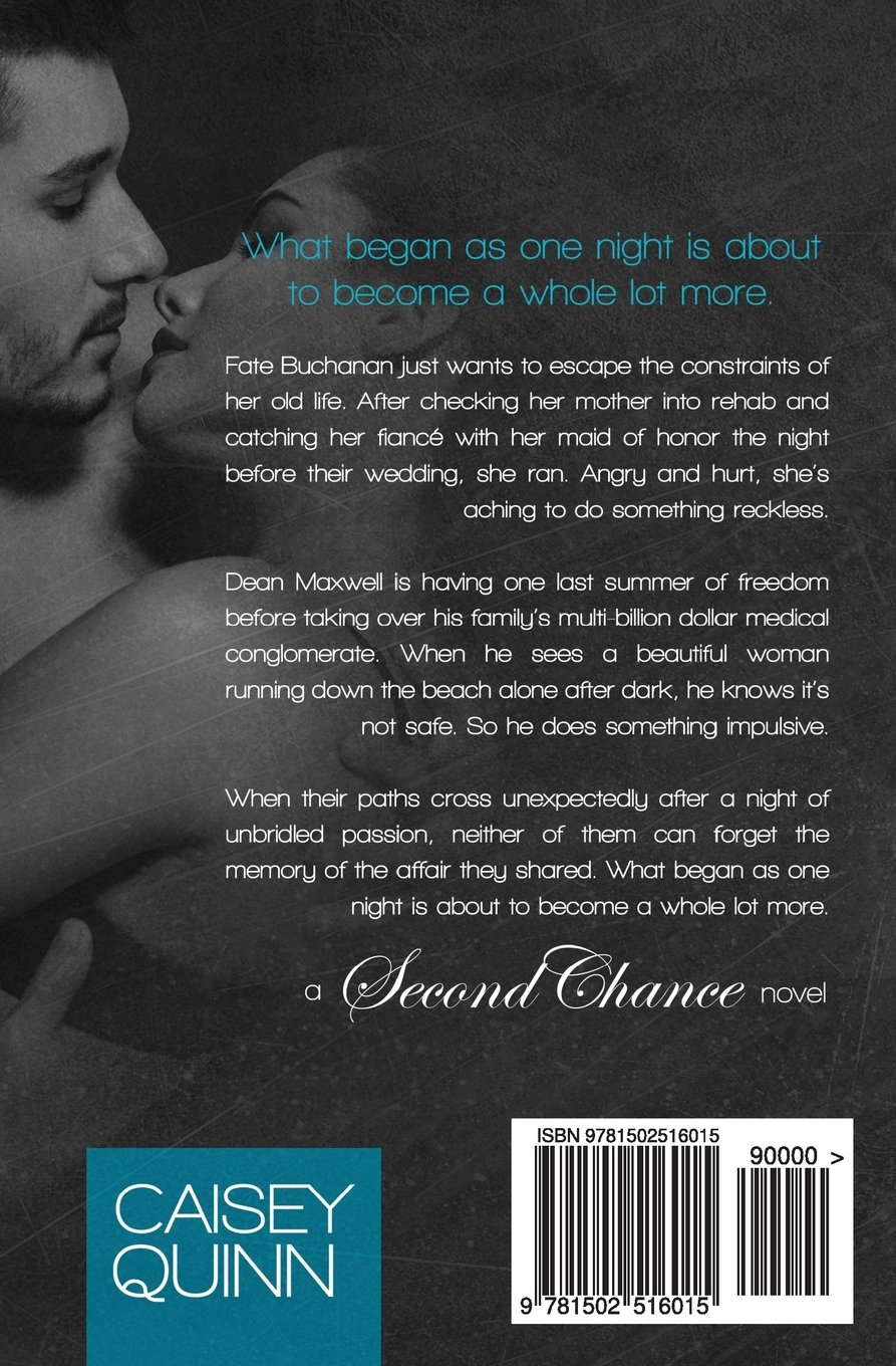 Falling for Fate (Second Chance) (Volume 2): Caisey Quinn