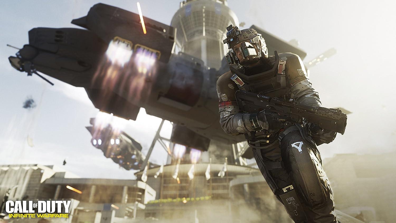 Call of Duty: Infinite Warfare - Standard Edition - Xbox One ...