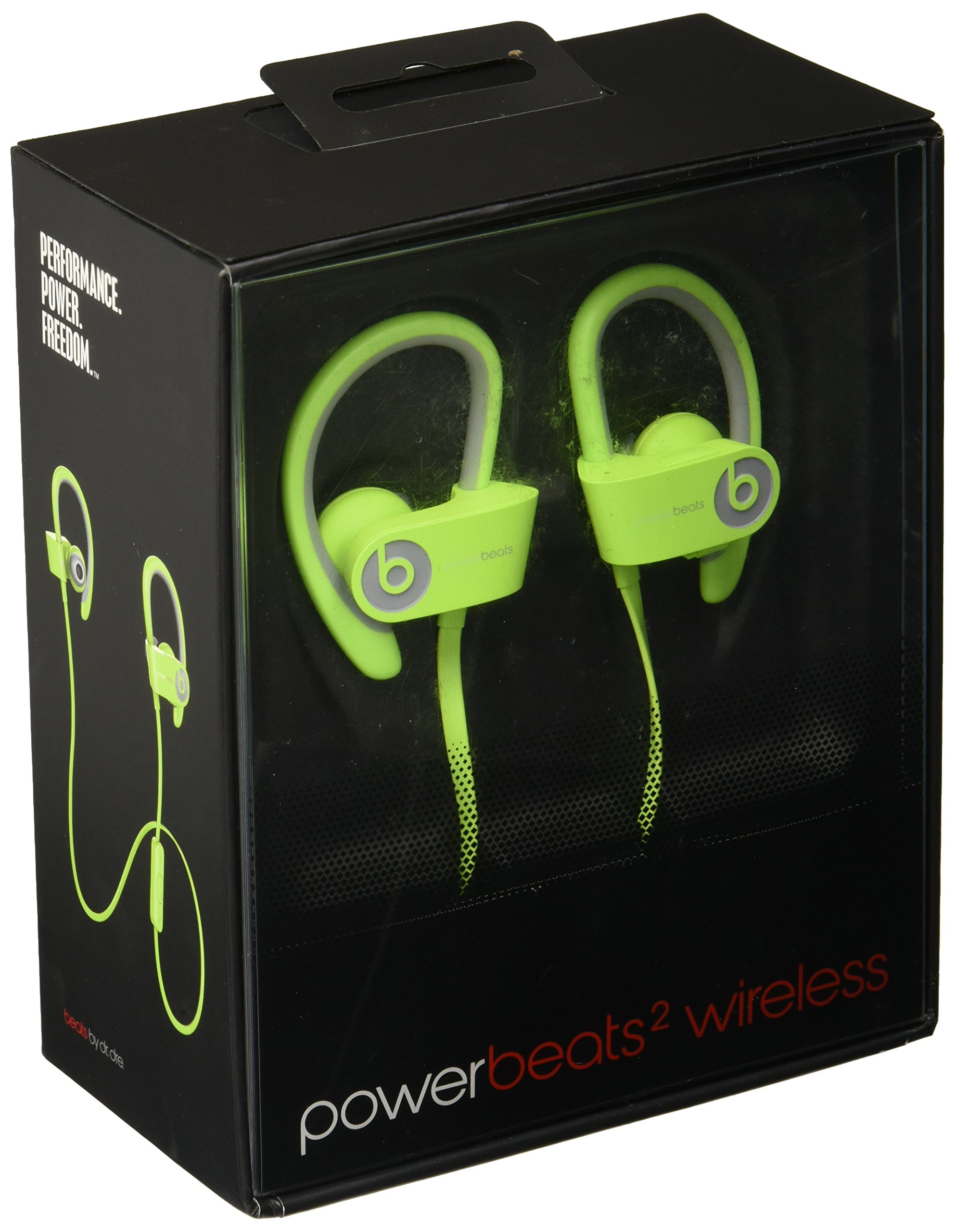 Beats Powerbeats 2 Wireless In-Ear Headphone - Green Sport by Beats