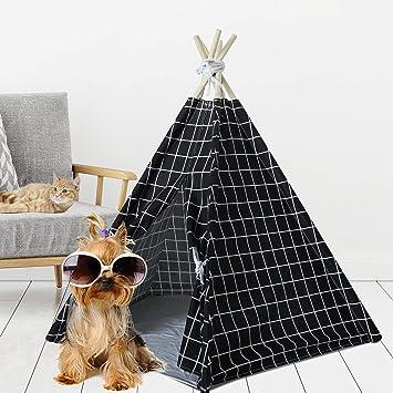 Amazon.com: Tienda de campaña para mascotas, para perros ...