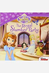 The Sofia the First: Royal Slumber Party Paperback