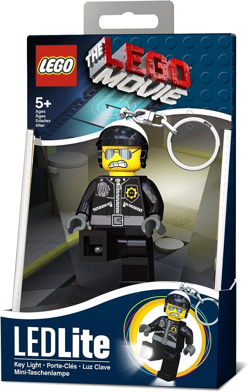 LEGO MOVIE BAD COP KEYCHAIN MINIFIGURE 850896 NEW GM1070