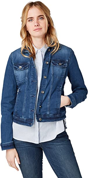 tom tailor denim jeans-jacke