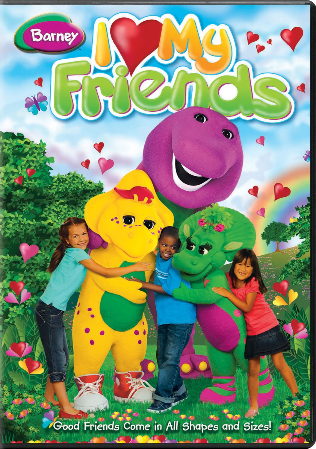 Barney: I Love My Friends