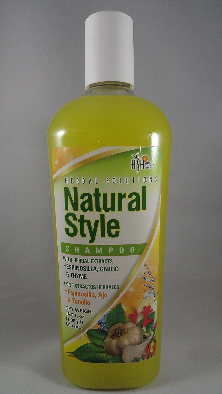Amazon.com : Natural Style Espinosilla, Garlic & Thymus 500 ...