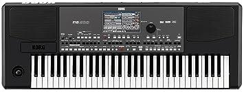 Korg PA600 piano digital - Teclado electrónico