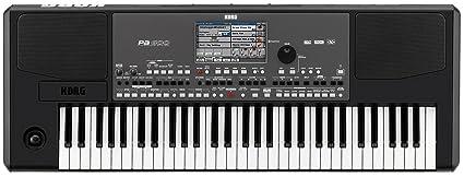 KORG PA600 61-Key Portable Keyboard